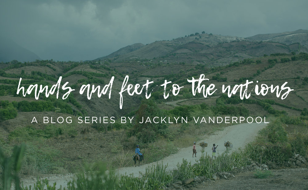 By: Jacklyn Vanderpool, LiveBeyond Evangelism & Discipleship Training Director