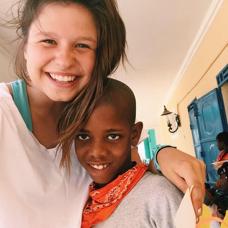 By: Laurie Beth Chalk, Former Kè Pou Timoun Camp Counselor