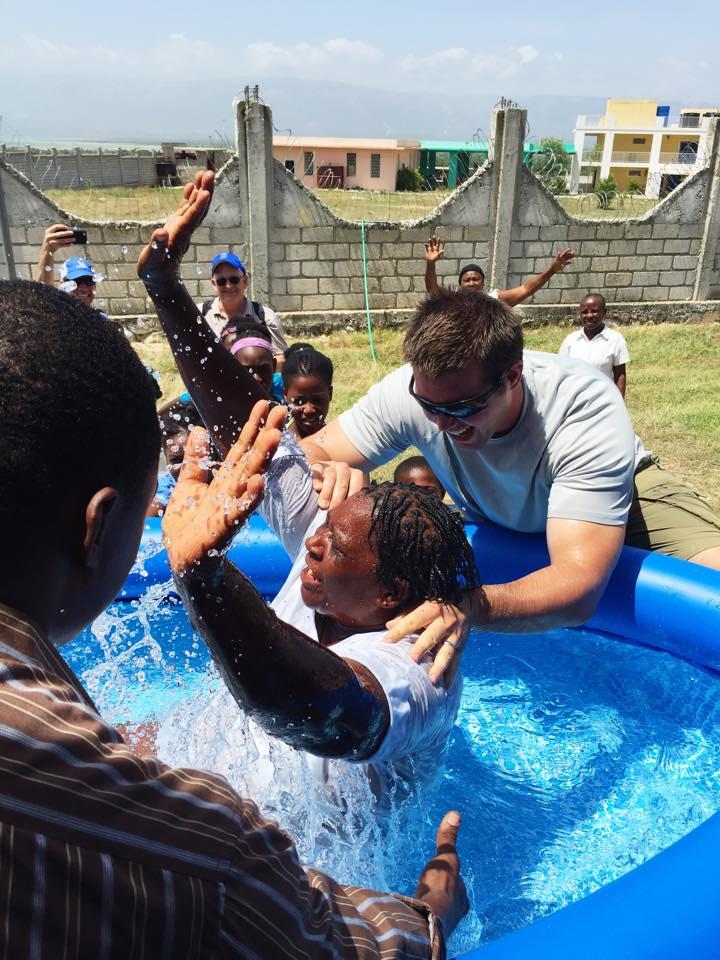Sophie's Baptism