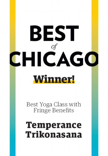 voted      Chicago Mag's 2017 Best of Chicago