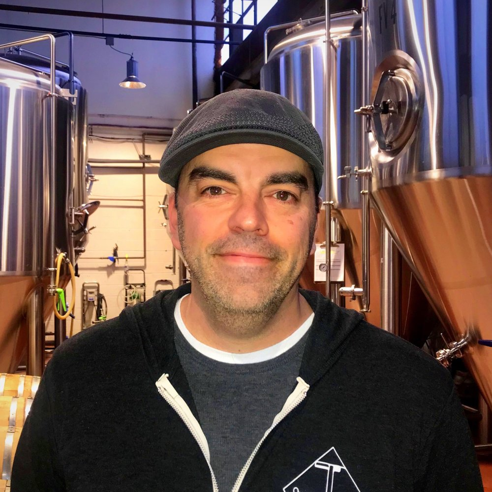 Torben , Sales Rep/Tap Room  A man of many talents, Torben also goes by  DJ Teebot , whose mad DJ skills get the party started. When not DJing or working in the Tap Room, he's our second Chicago-area salesperson, repping Temperance in the burbs.