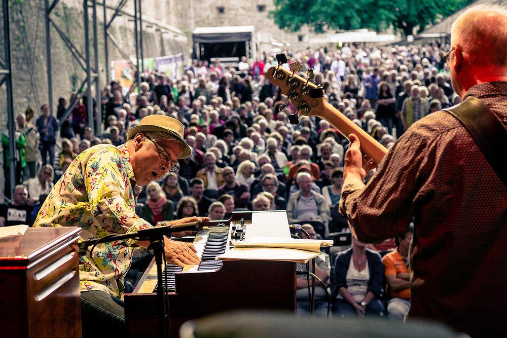 Rheinpuls Open Air Festival, Café Hahn, Festung-Ehrenbreitstein, Koblenz © Klaus Manns