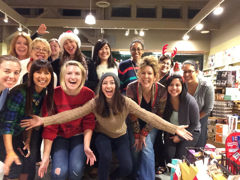 Cookie Exchange Photo Op (December 2014)