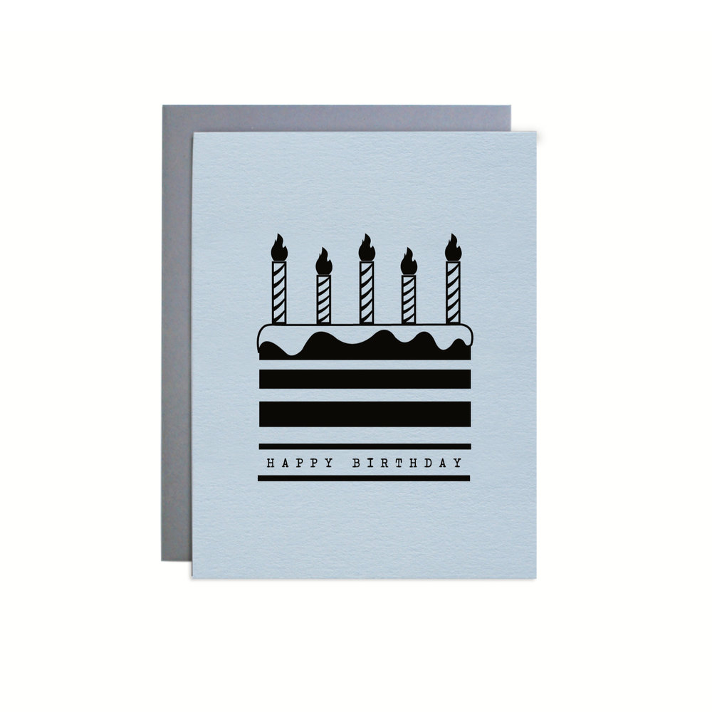 BIRTHDAY CAKE BLUE ITEM NO. NC6574