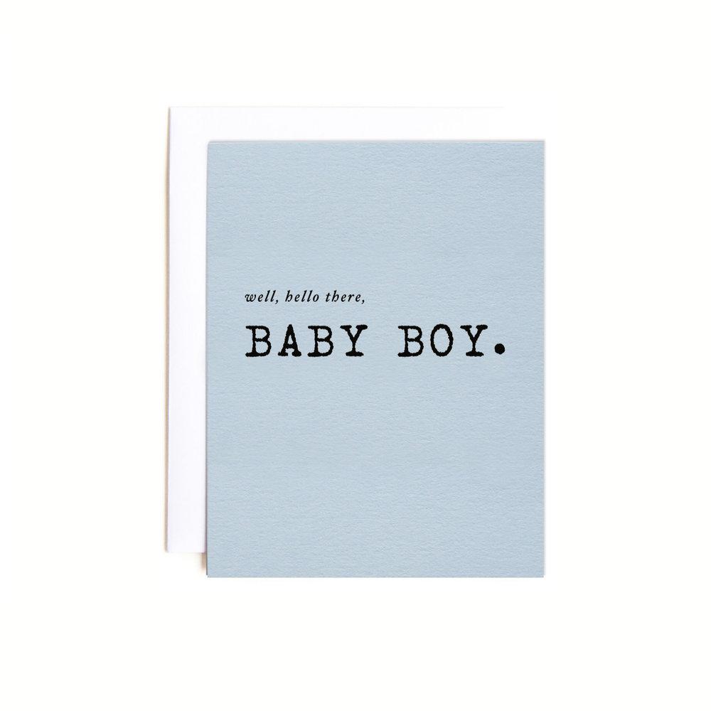BABY BOY BLUE ITEM NO. NC1282