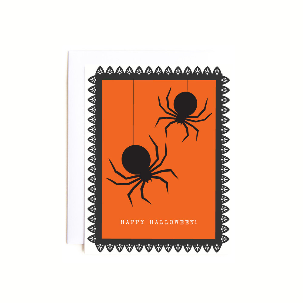 SPIDERS HALLOWEEN ITEM NO. NC2329