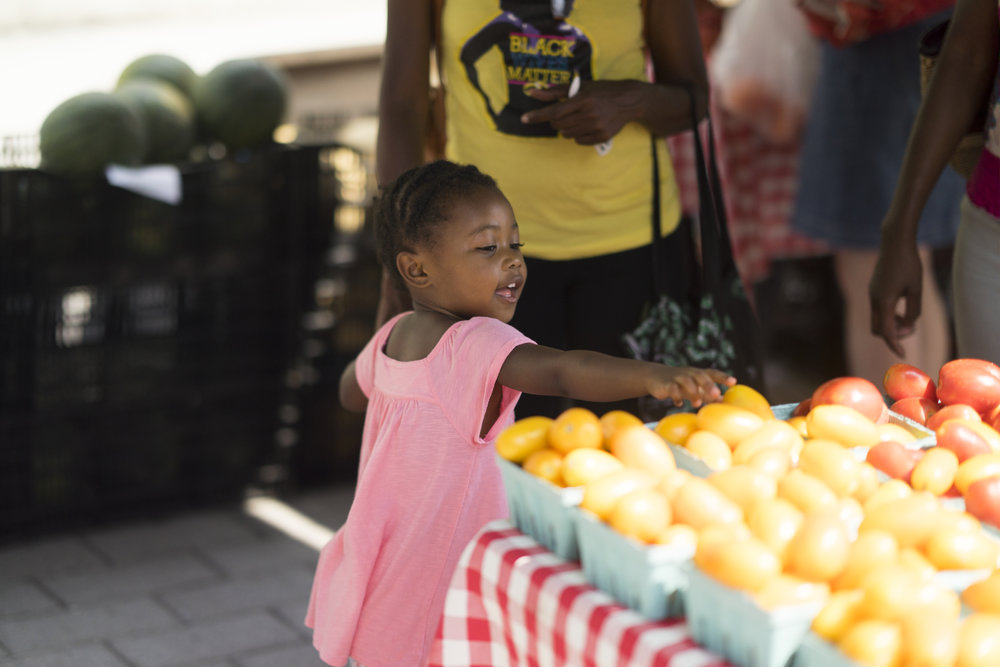 Farmers Markets - 15 locations in DC and Northern VA