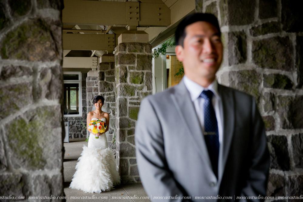 Kathy & Sunyong | 9.27.2014 Wedding Day | Oregon Golf Club, Oregon