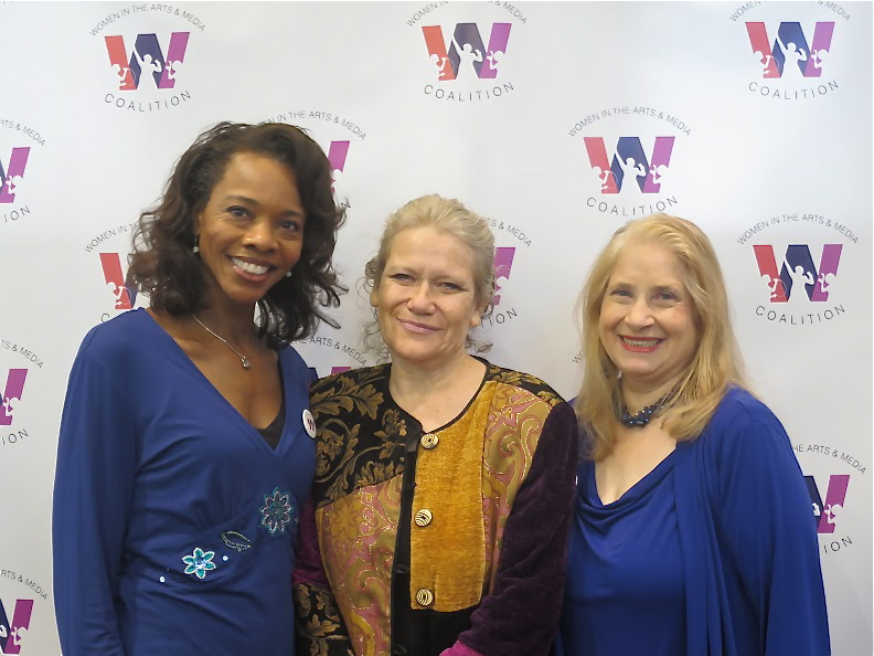 We welcome for-profit organizations and companies that support the mission and goals of the Women in the Arts & Media Coalition to become Friends of the Coalition. For more information, contact us.