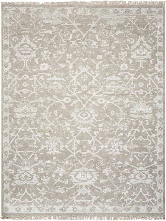 Nourison ELAN ELN05 rug in GREY, found  here