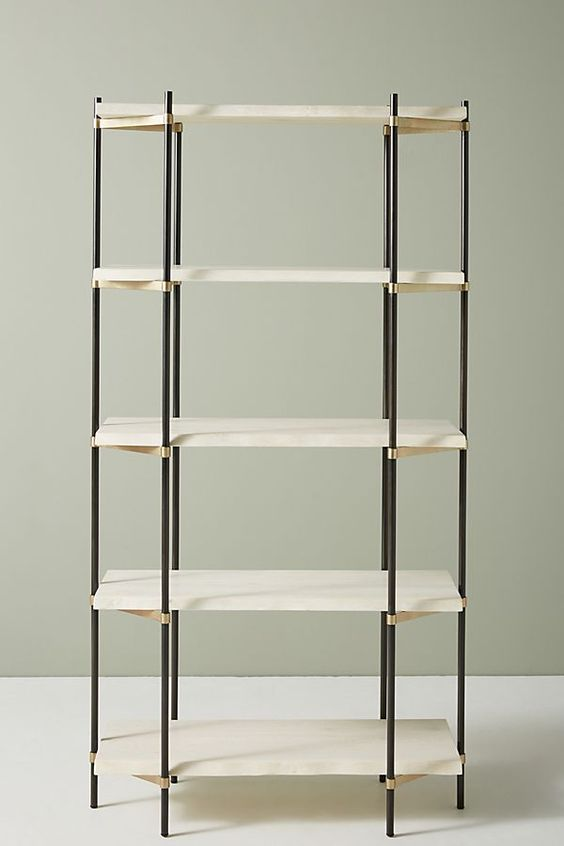 Anthropologie Aurelia Bookshelf, found  here