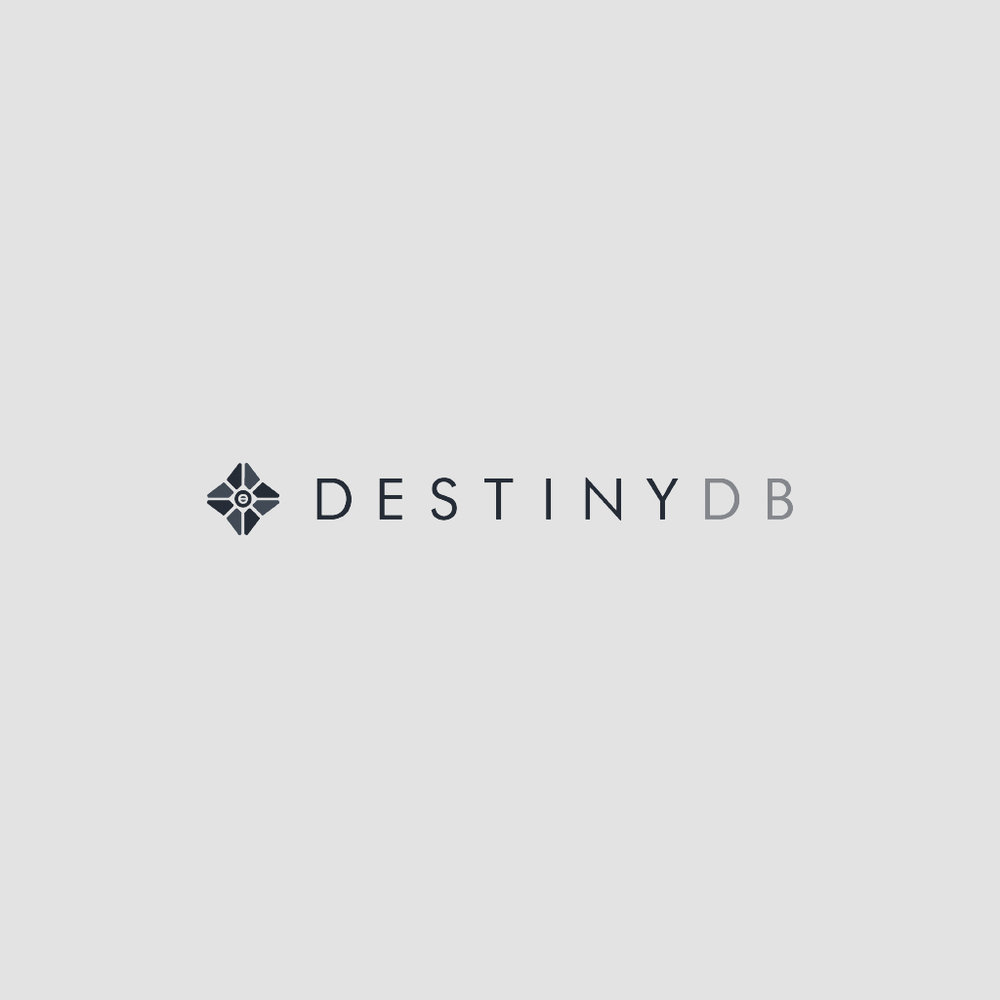 destiny db   client: zam What we did: Brand,  SITE DESIGN & DEVELOPMENT  , CUSTOM CMS,   EDITORIAL   STRATEGY, DAILY EDITORIAL  Link:  destinydb.com