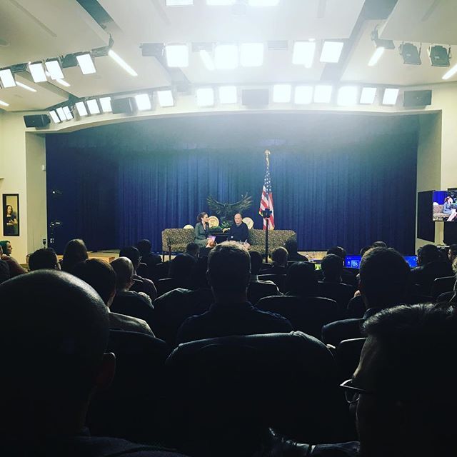 At @whitehouse for the @twitch #getcovered livestream!