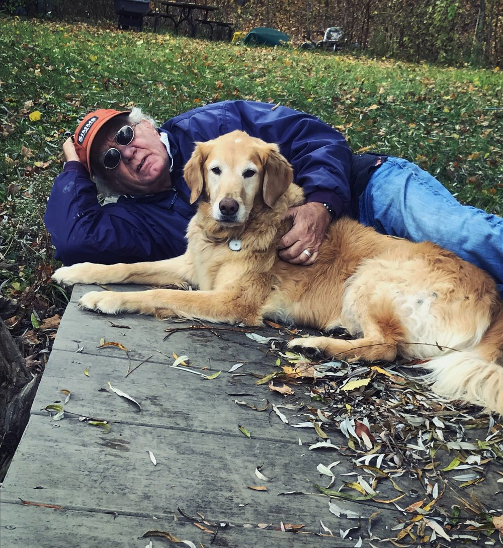 Mike Delp and Dog.jpg