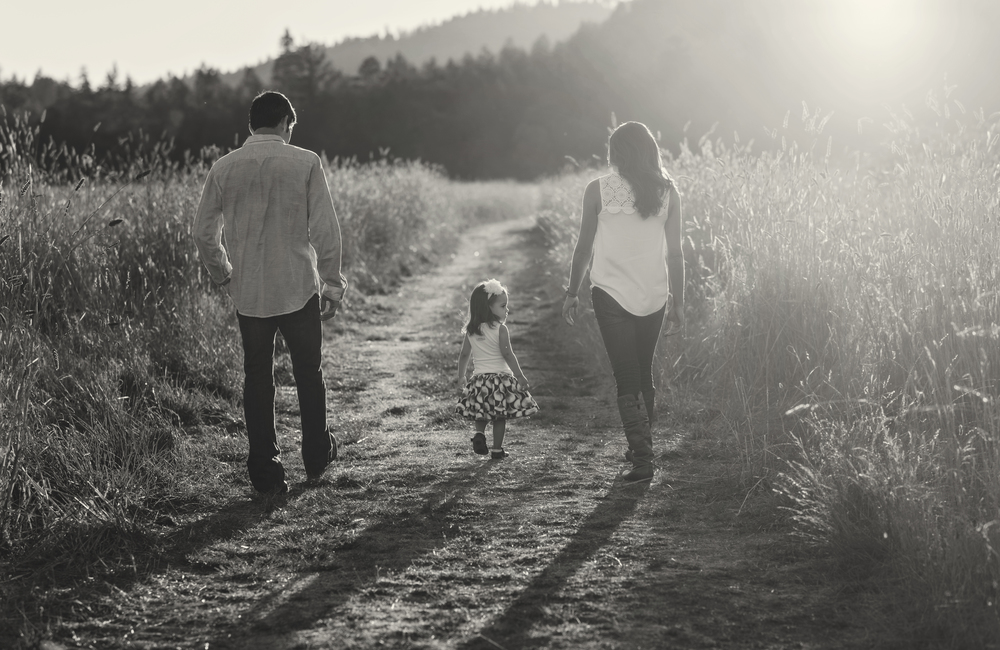 Black-and-White-Family-Southern-Humboldt-Community-Park-Garberville-California-Golden-Hour-Sunset-Field-Country-Dirt-Road-Autumn-Fall-Nature-Beauty-Love-Magic-Inspiring-