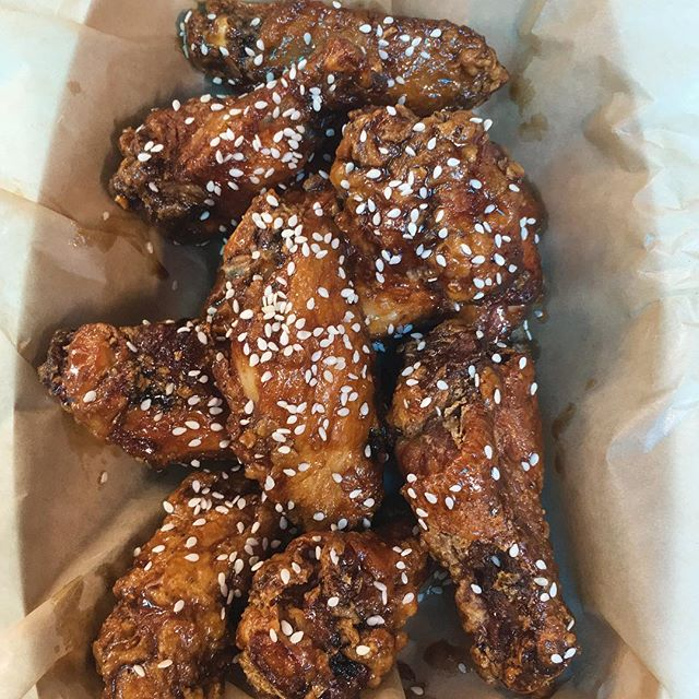 10 SOY SESAME!!!! 🍗🎎🍗🎎🍗🎎 Come to the #NoHoFoodTruckCollective TONIGHT at 11455 West Magnolia Blvd. in North Hollywood!!! 🍗🍗🍗🍗🍗 If you want L.A. Wing Co. at your next PRIVATE EVENT or GATHERING...give us a call ☎️(323) 739-4104📞 💻 E-mail us @ info@LAWingCo.com💻 or visit our WEBSITE @ LAWingCo.com for more information!!!! #LaWingCo #wings #eats #yum #food #fried #foodie #foodporn #foodtruck #Instafood  #bww #streetfood #gourmet #hotsauce #hotwings #LosAngeles #chef #LATimesFood #chicken #chickenwings #bestwings #buffalosauce #buffalowings #nomnom #munchies #aintnothang #foodstagram #LARams #BestWingsInLA