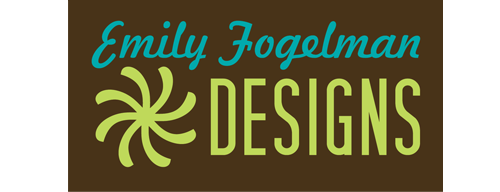 Emily Fogelman | Freelance Graphic Designer Emily Fogelman Designs 720-470-1441 | emily@emilyfogelman.com  www.emilyfogelman.com Services include brochures, direct mail postcards, newsletters, business cards, logo development & branding, invitations, and much more!