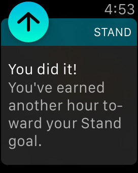 Fitness devices like the Apple Watch will remind you to stand; but standing alone is not enough to combat the dangers of constant sitting.