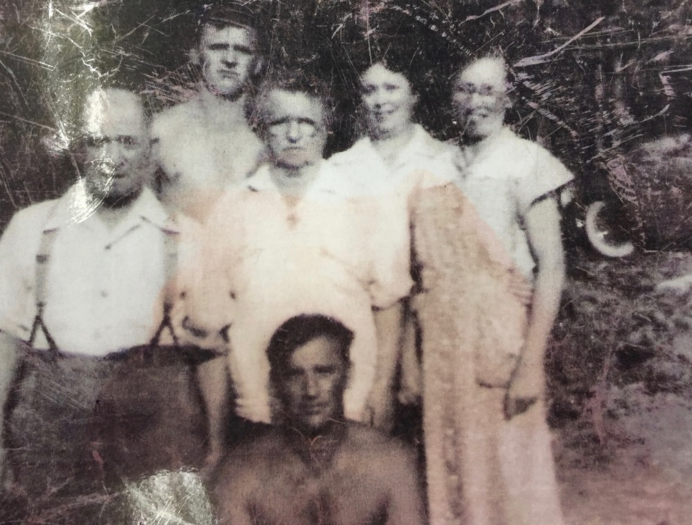 That's my grandfather in the front - looking a little like Jon Hamm. He was 5'7. My great-grandfather Joseph was 5'5.