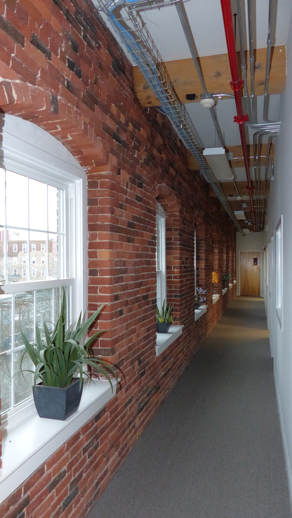Gorgeous Hallway
