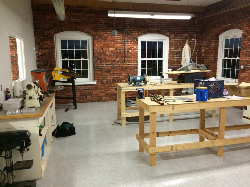 Woodworking Lab
