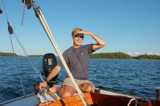 Rick Sailing
