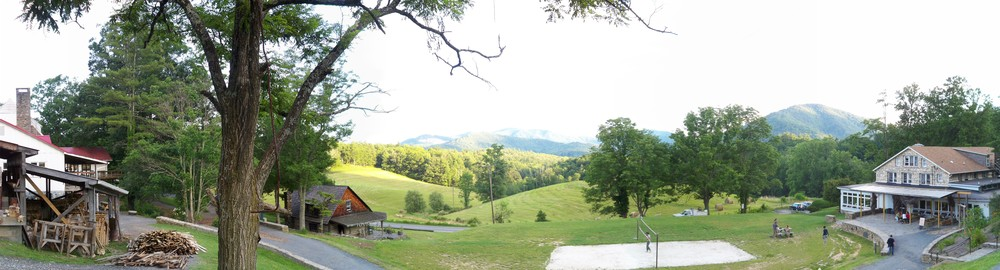 Panorama of Penland