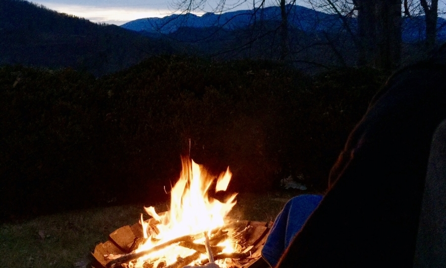 Relax by the Fire