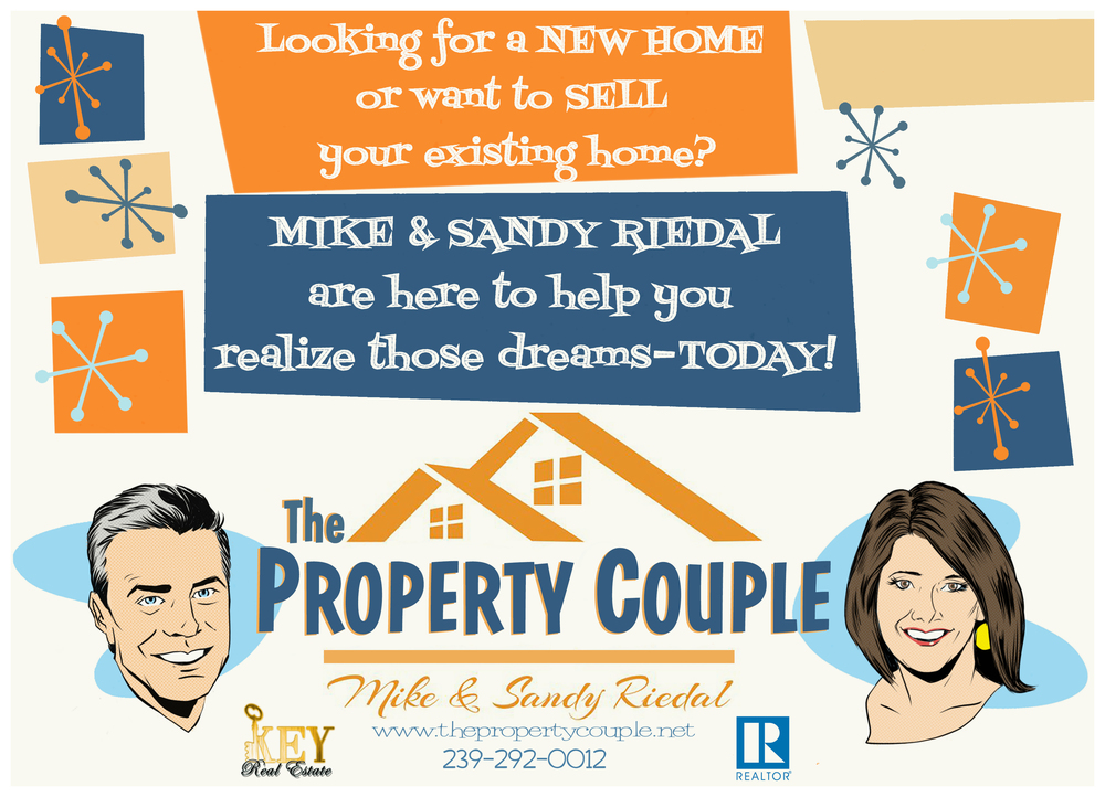 CLIENT: THE PROPERTY COUPLE, 2016 campaign