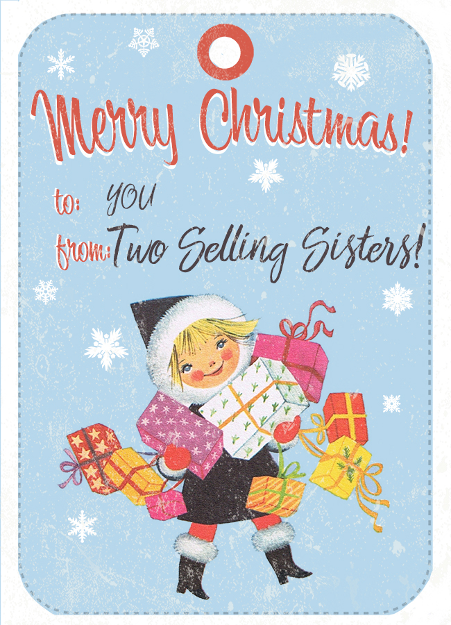 CLIENT: TWO SELLING SISTERS, DECEMBER 2016