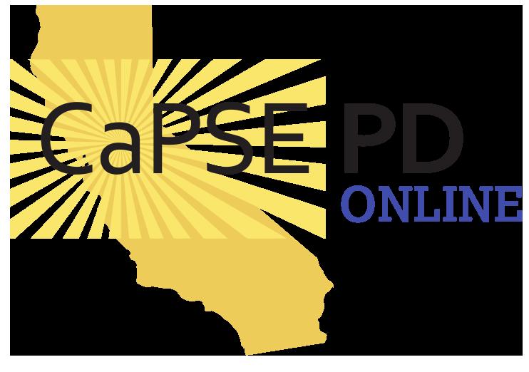 CaPSE PD online logo