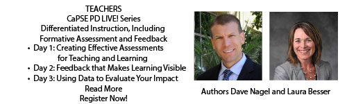 3 Day Instruction by  Authors Dave Nagel and Laura Besser