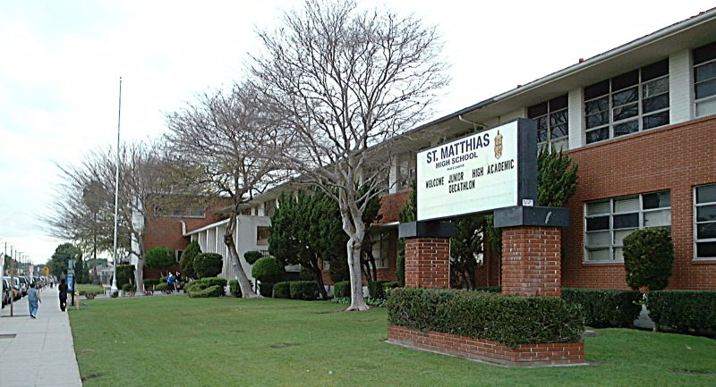 St. Pius X - St. Matthias High School