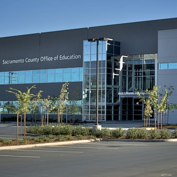 Sacramento County Office of Education David P. Meaney Education Center