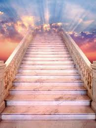 We are climbing A Stairway to Miracles