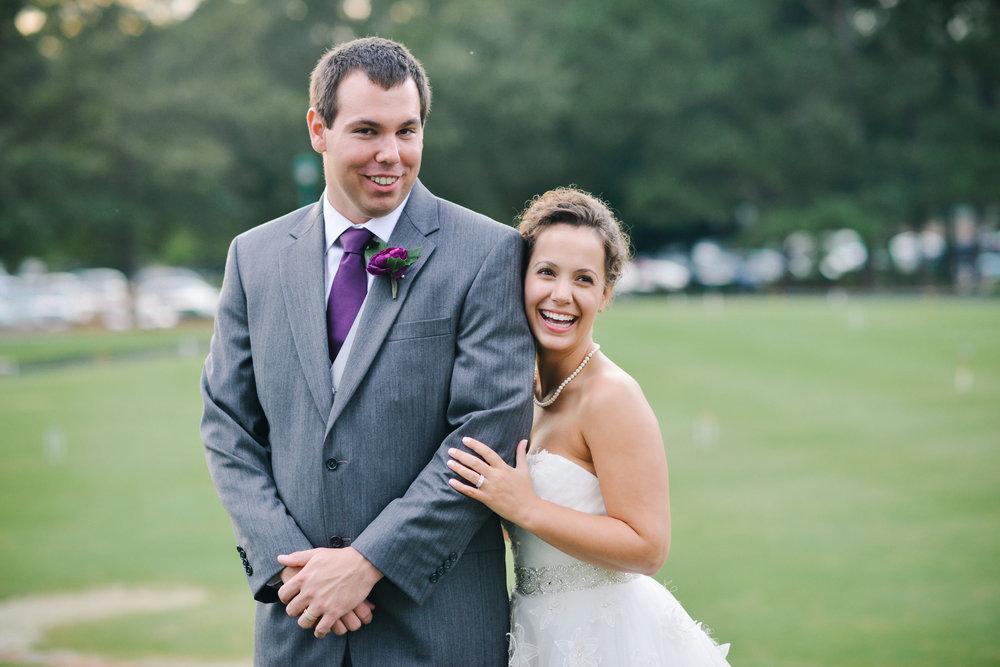 Melissa & Adam | Pinehurst, NC | Pinehurst Resort & Golf Club