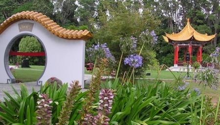 Kunming Garden at Pukekura Park