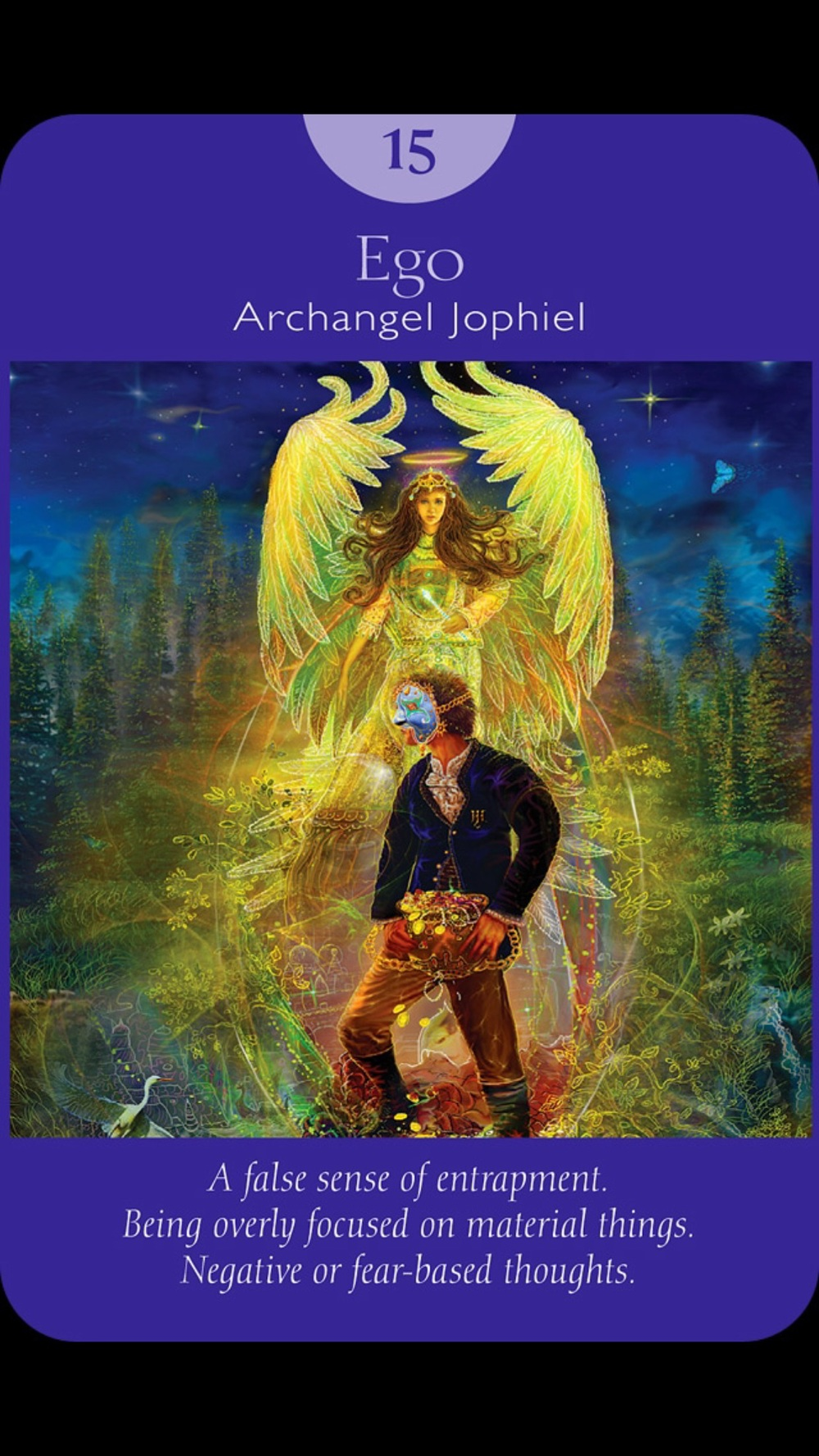 Deck Used: The Angel Tarot