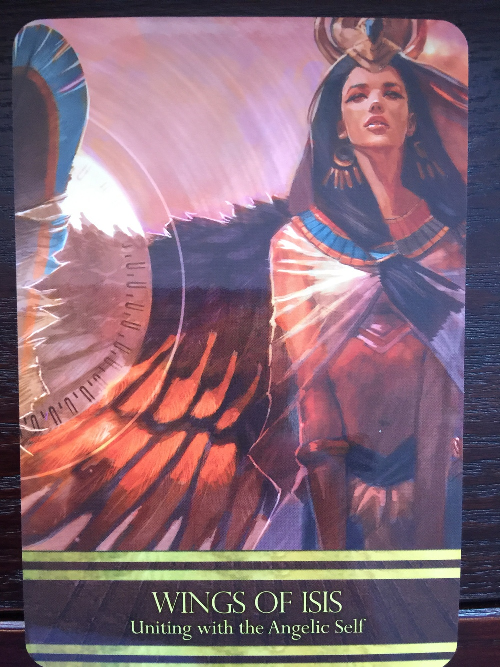 Deck Used: Isis Oracle