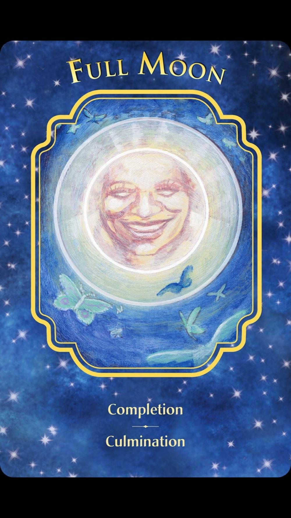Deck Used: Angel Dreams Oracle