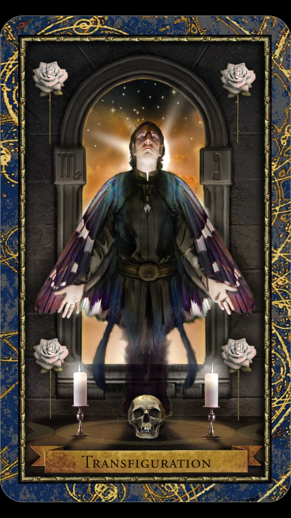 Deck Used: The Wizard's Tarot