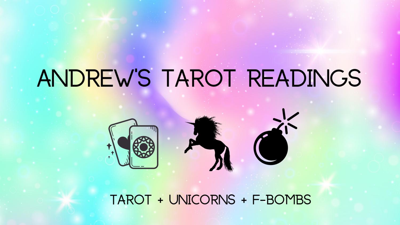 Blog — Andrew's Tarot Readings