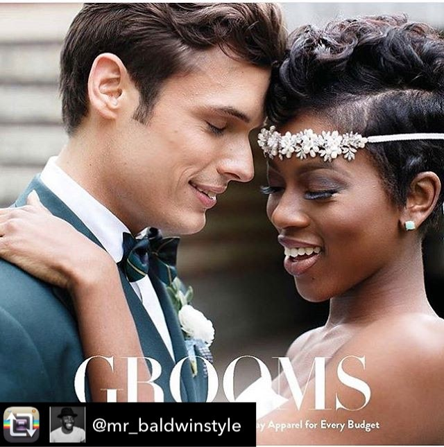 Perfect Groom Apparel for the Upcoming Spring Grooms- Brides, grab a copy for your soon to be hubby!!! 😜 : : HAIR: @c_squared_bymrcbwillis  MAKEUP: @klynnartistry PHOTOGRAPHER: @alealovely  MODELS: @brian.olshefski @amiraavee BRIDAL STYLIST: @vaingloriousbrides GROOM STYLIST: @mr_baldwinstylesing  Repost from u @mr_baldwinstylesing @RepostRegramApp - Our book, GROOMS: A Professional Stylist's Guide to Wedding Day Apparel for Every Budget, will literally show you how to think outside the box for your wedding day attire. Do you want to look amazing for your wedding day? Available for pre-order at www.groomsbook.com #fashion #fashionphotography #wedding #weddings #grooms #groomsbook #instagood #instagram #instafashion #mens #menswear #mensstyle ##atlantamua #hairandmakeup #glamteam #bridal #bridalempire #imageartists #makeup #thereelkimandcourtney #weddingmakeup #atlanta #glamsquad #atlantaglamsquad  @munaluchibride@blackbride1998 @blackbrides @houseofbash @blissweddingsatl @lauraburchfieldevents @elizabethmarieweds @lilyvevents @tiffanychalkevents @vaingloriousbride @chanceycharm @sweetseats @ellybevents #mensfashion #mensfashionreview  #mensclothing #teambaldwinstyle  @katreeeens WINTERGREEN SUIT: @mdtclothier BOUTONNIÈRE: @phileanor HEADPIECE: #oliviaheadpieces PRODUCER: @mrs_arringtonbaldwin VIDEOGRAPHER: @maebfilms