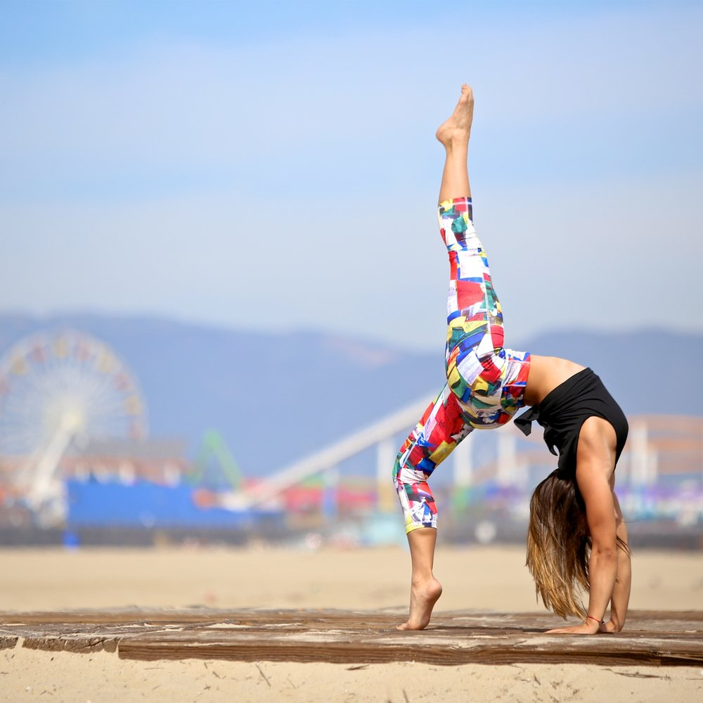 Joriki Yoga Apparel - Santa Monica