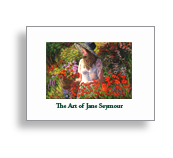 SOLD OUT  ::  THE ART OF JANE SEYMOUR A catalogue of the artist's limited-edition giclee prints, with introductory text, list of exhibitions and philanthropy. By Jane Seymour   Autographed Copies - CLICK HERE