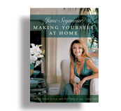 MAKING YOURSELF AT HOME : Finding Your Creativity and Putting It All Together. By Jane Seymour   Autographed Copies - CLICK HERE     Amazon.Com - CLICK HERE