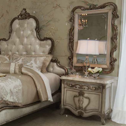 Well known Jane Seymour & Michael Amini Furniture — Jane Seymour WS73