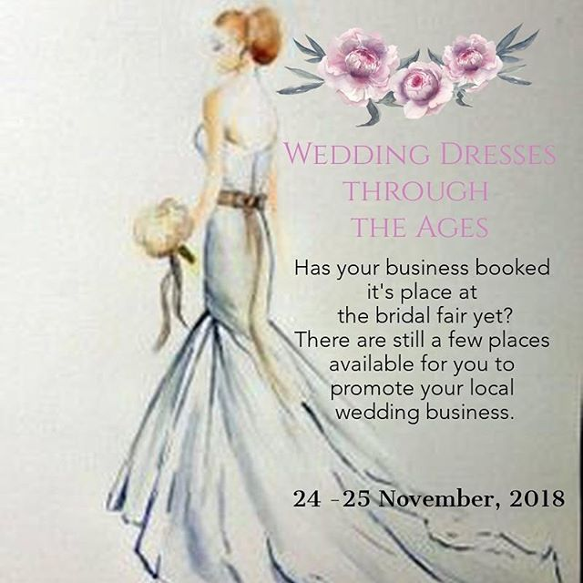 Have you booked your space at the bridal fair yet? On the 24th and 25th November, Open Williamstown will once again be presenting Wedding Dresses through the Ages at Holy Trinity Anglican Church, with all proceeds from the weekend going to support Cancer Council Victoria and cancer research.  This year we are incorporating a small bridal fair into the event. If you are a local / West Melbourne business who would like to host a table and promote your wedding related business - service, event or retail then please get in touch. There is no cost to exhibitors, but places are limited. You can contact us here on Insta or email admin@openwilliamstown.org #openwilliamstown #cancerresearch #williamstown #williamstownbridal #melbournebridal #williamstown3016 #weddingdress #bridalfair #bridalfairmelbourne #westmelbourne #westmelbourneevents