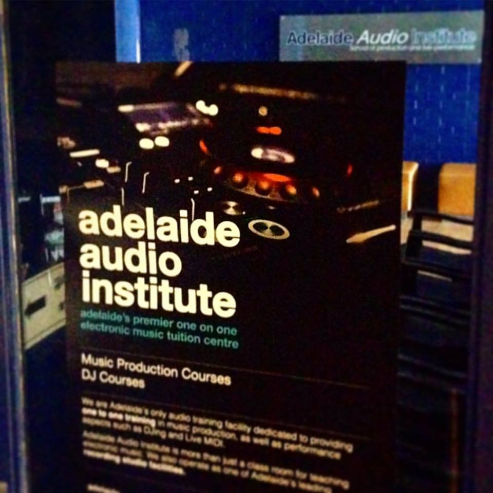 Adelaide Audio Institute