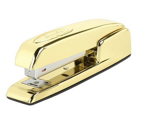 Nate Berkus is schooling us with his Swingline Stapler from his Target collection.